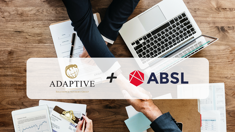 photo ADAPTIVE GROUP AS A MEMBER OF ABSL!