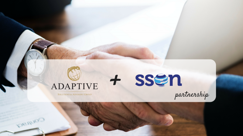photo Adaptive Group signs partnership with SSON!