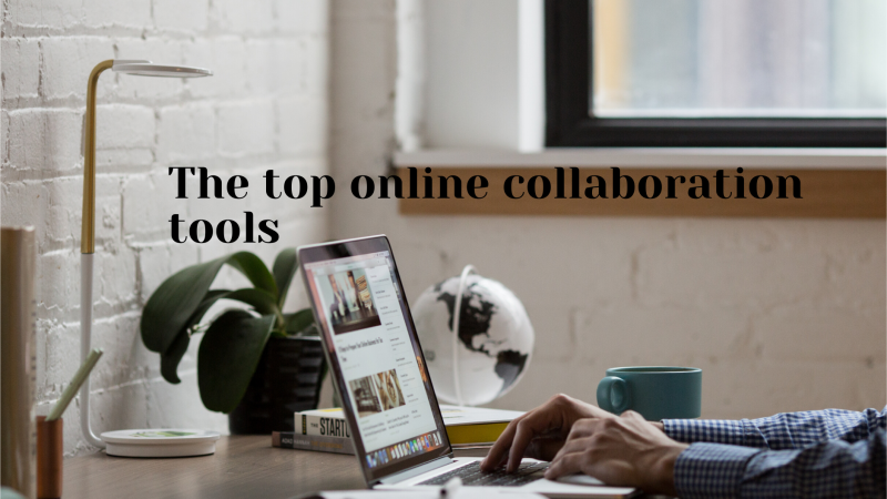 photo The top online collaboration tools