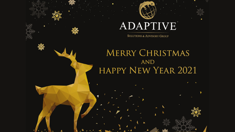 photo Merry Christmas from Adaptive Group!