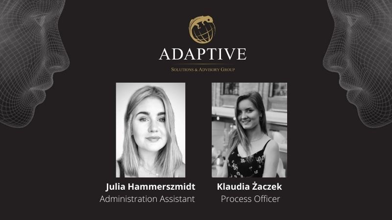 photo New faces in Adaptive Group Team!