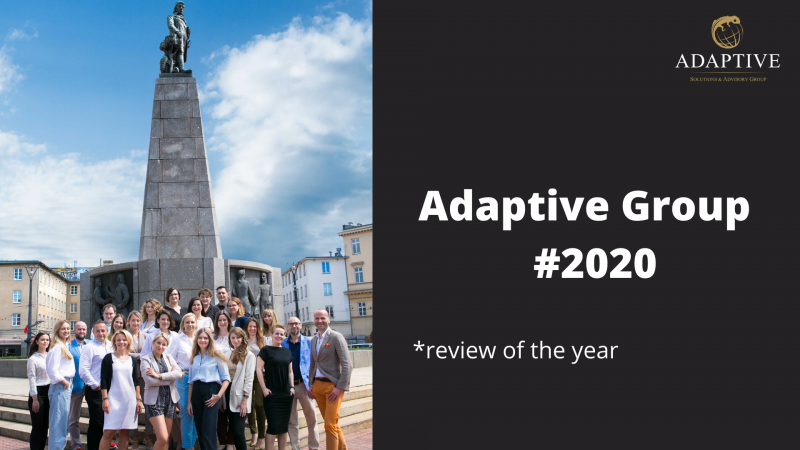 photo Adaptive Group on the road: Highlights of 2020